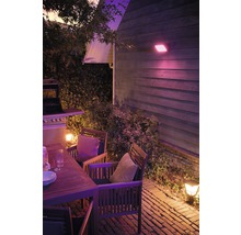 Projecteur LED Philips hue Discover White & Color Ambiance 15 W 2 300 lm noir 153x220 mm-thumb-5