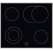 Ensemble cuisinière PKM BIC8 GK-2KB IX 4, volume utile 76 l avec plaque de cuisson vitrocéramique-thumb-2