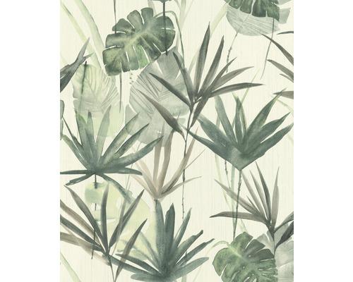 Papier peint intissé 536409 Barbara Schöneberger II Botanical vert