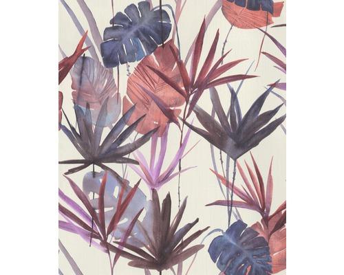 Papier peint intissé 536430 Barbara Schöneberger II Botanical bleu