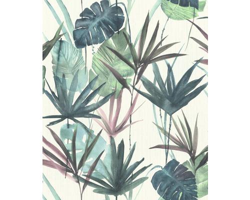 Papier peint intissé 536423 Barbara Schöneberger II Botanical vert
