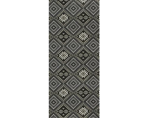 Tapis antidérapant Vintage Floor Kela Grey Beige 65x180 cm