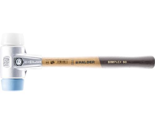 Schonhammer HALDER Simplex Ø 40 mm, Holzstiel & Aluminium Gehäuse