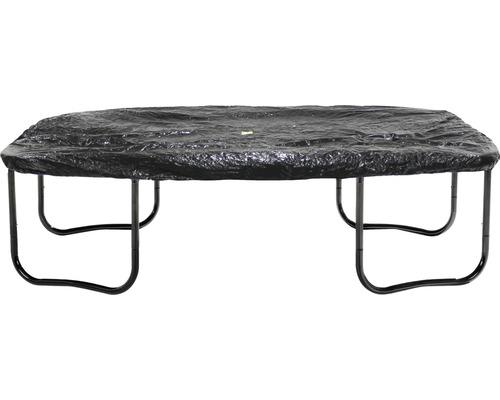 Bâche de recouvrement pour trampoline EXIT 214 cm x 153 cm noir