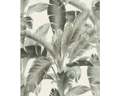 Papier peint intissé 536676 Barbara Schöneberger II feuilles vert