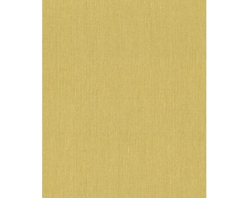 Papier peint intissé 537192 Barbara Schöneberger II Uni jaune