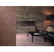 Pierre de parement en pierre naturelle ardoise multicolore Z40/10-thumb-1