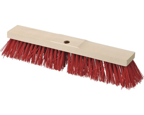 Balai brosse Bümag 50 cm, PVC rouge