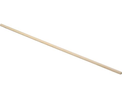 Manche frêne 1,3 m, sans filetage