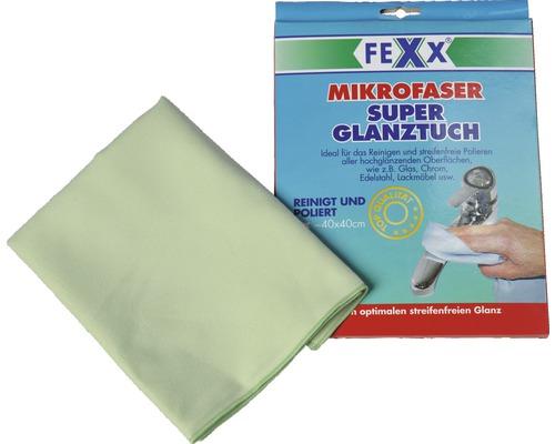 Chiffon microfibres pour faire briller Bümag