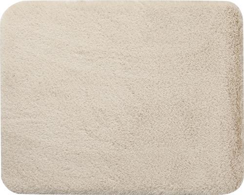 Tapis de bain Romance 55x65 cm beige