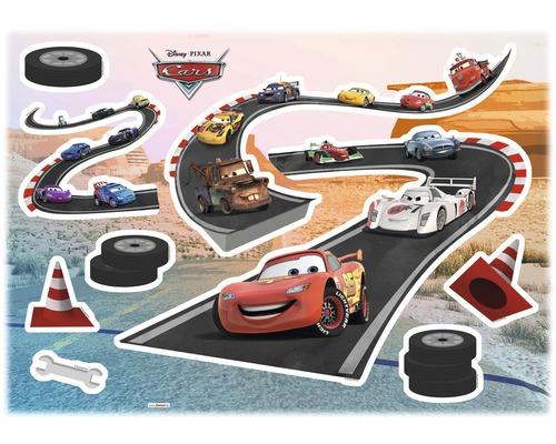 Sticker mural Cars Track 50 x 70cm