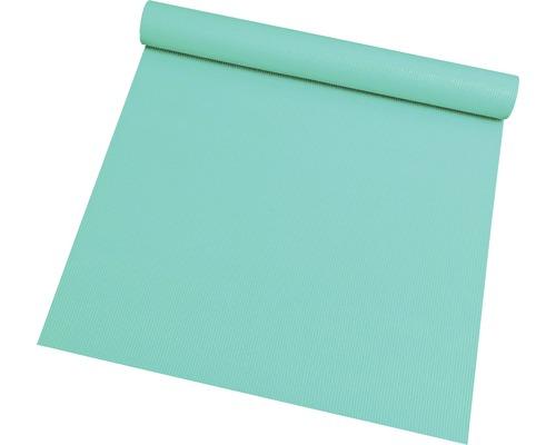 Tapis de fitness antidérapant Sports turquoise 66x185 cm