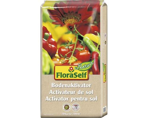 Activateur de sol FloraSelf Nature 20 kg