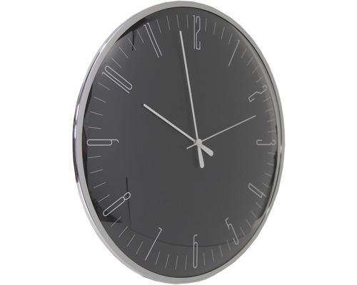 Horloge murale Dax en métal verre bombé 40 cm