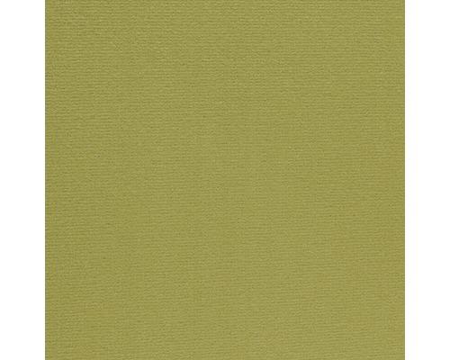 Teppichboden Velours Altona grün 400 cm breit (Meterware)