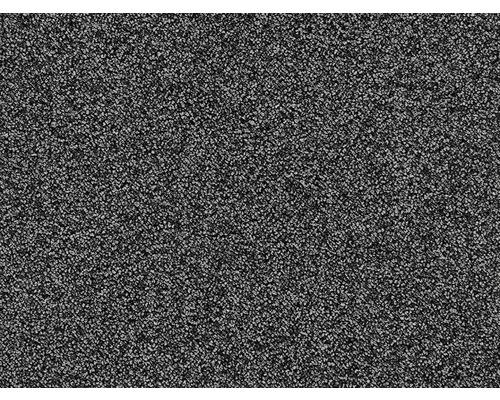 Moquette bouclée Sirio gris largeur 400 cm (au mètre)
