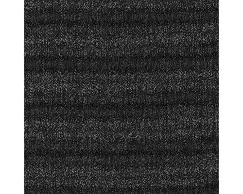 Teppichboden Schlinge Blaze schwarz 400 cm breit (Meterware)