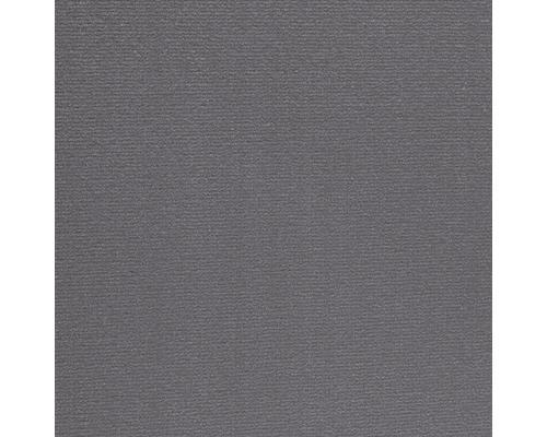 Teppichboden Velours Altona grau 500 cm breit (Meterware)