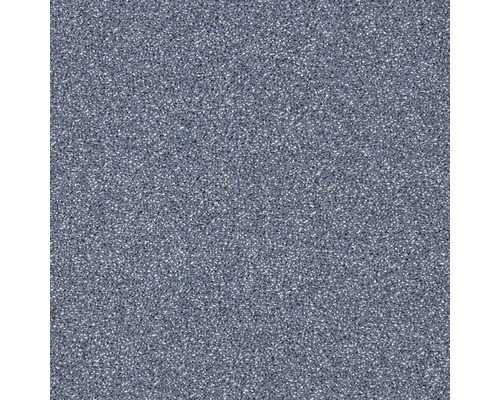 Teppichboden Velours Optima blau 500 cm breit (Meterware)