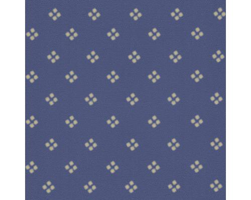 Teppichboden Velours Chambord blau 400 cm breit (Meterware)