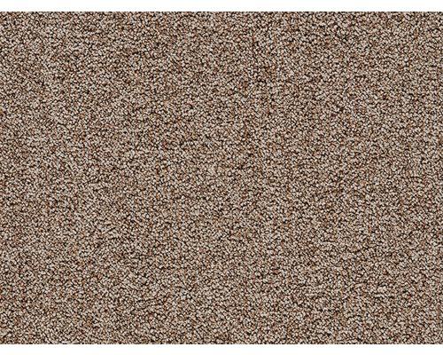 Teppichboden Schlinge Sirio orange 400 cm breit (Meterware)