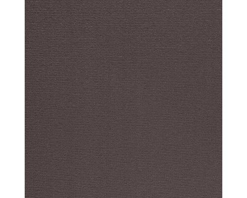 Moquette Velours Altona gris largeur 400 cm (au mètre)