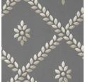 Teppichboden Saxony Campini grau 400 cm breit (Meterware)