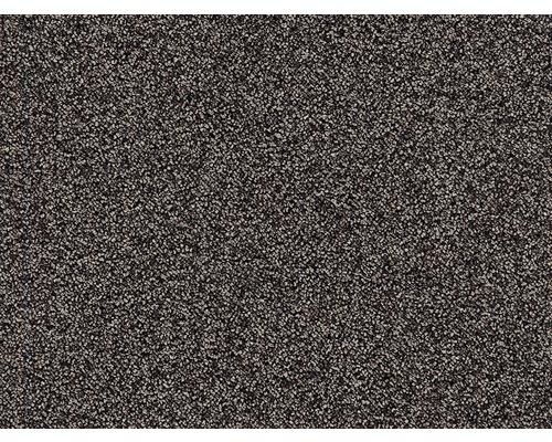 Moquette bouclée Sirio marron largeur 500 cm (au mètre)