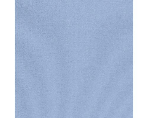 Moquette Velours Altona bleu largeur 400 cm (au mètre)