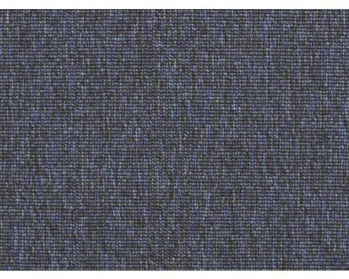 Teppichboden Schlinge E-Wave blau 400 cm breit (Meterware)