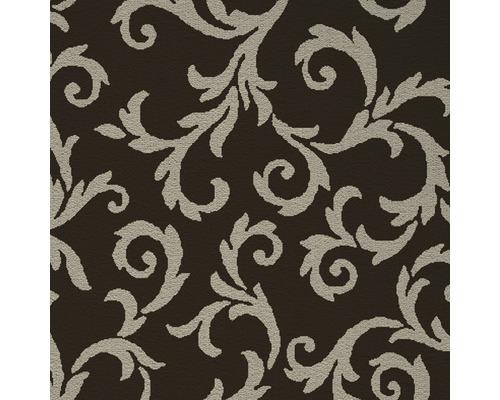 Teppichboden Saxony Mozart braun 400 cm breit (Meterware)