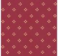 Moquette Velours Chambord rouge largeur 400 cm (au mètre)
