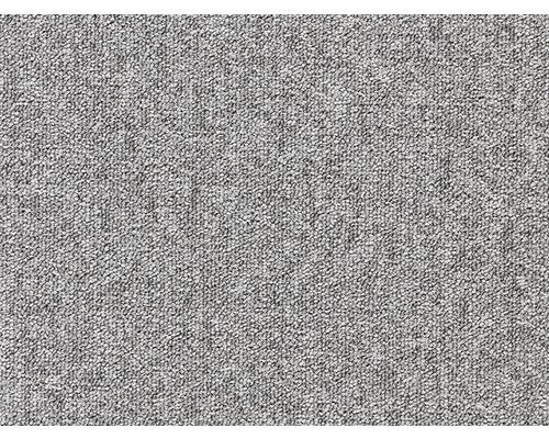 Moquette bouclée Blitz gris largeur 400 cm (au mètre)