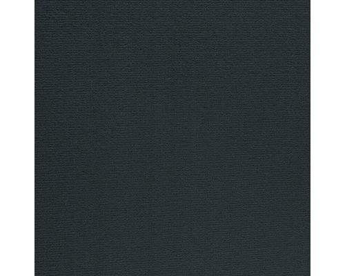 Moquette Velours Altona noir largeur 400 cm (au mètre)