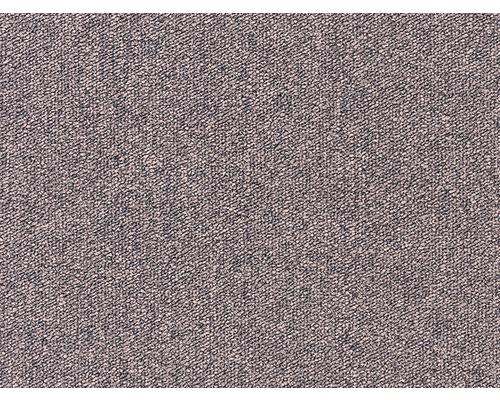 Teppichboden Schlinge Blitz grau 400 cm breit (Meterware)