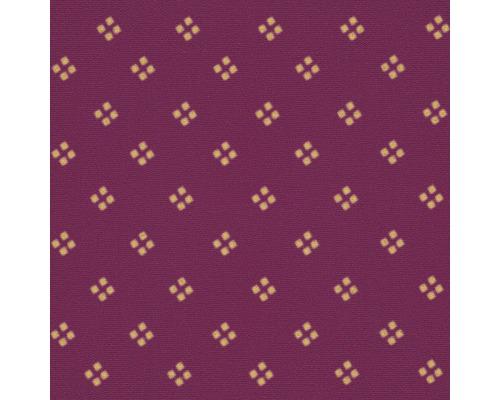 Teppichboden Velours Chambord rot 400 cm breit (Meterware)