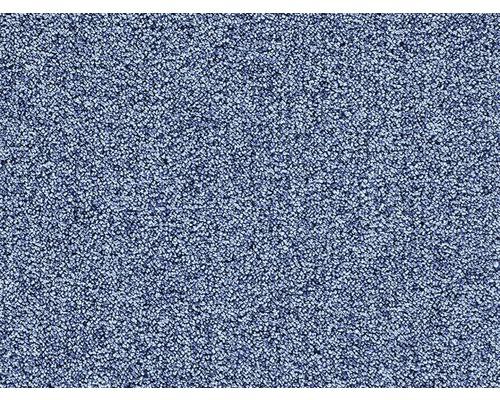 Teppichboden Schlinge Sirio blau 500 cm breit (Meterware)