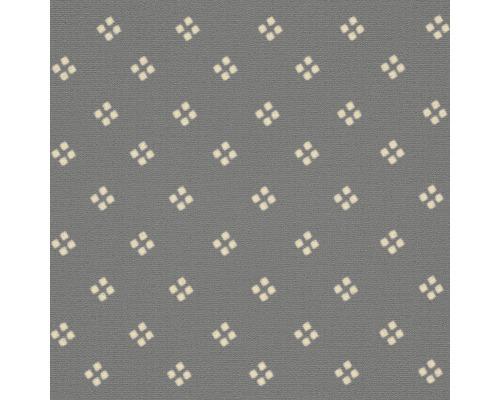 Teppichboden Velours Chambord grau 400 cm breit (Meterware)
