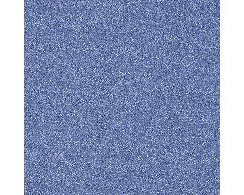 Teppichboden Velours Optima blau 400 cm breit (Meterware)