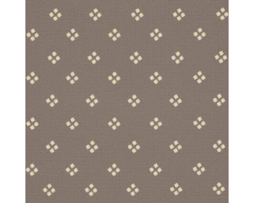 Moquette Velours Chambord marron largeur 400 cm (au mètre)