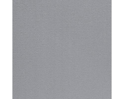 Teppichboden Velours Altona grau 400 cm breit (Meterware)