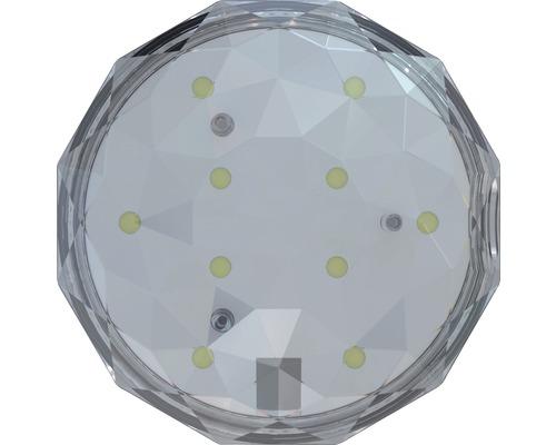 Lampe GIZMO Color Tone RGBW à piles IP68 avec télécommande