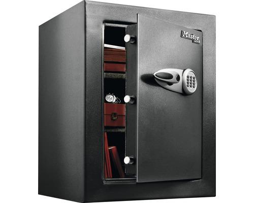 Coffre-fort à poser Master Lock T8-331ML gris avec serrure électronique