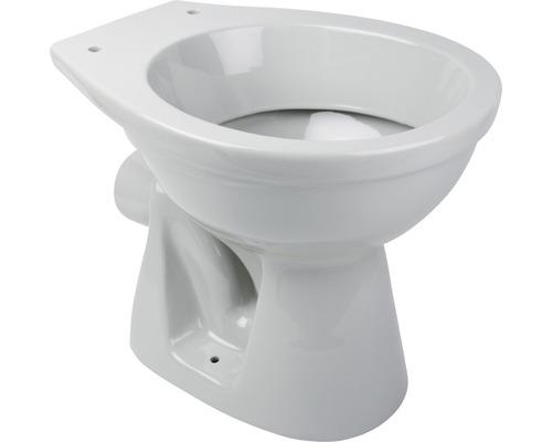 Tiefspül-WC Abgang waagerecht manhattan