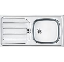 Cuisine complète non équipée Held Möbel Mailand blanc à haute brillance 330 cm sans appareils électriques-thumb-9