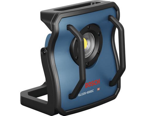 Projecteur de chantier sans fil Bosch Professional GLI 18V-4000 C, sans batterie ni chargeur