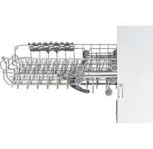 Cuisine complète Held Möbel Mailand blanc haute brillance 300 cm avec électroménager 613.1.6210-thumb-20