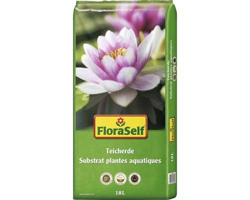 Teicherde FloraSelf 18 L