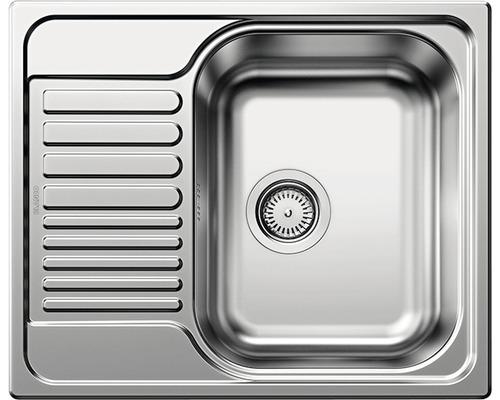 Évier BLANCO Tipo 45 S Mini 516524 acier inoxydable finition naturelle
